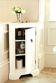 bathroom attractive wall mounted corner cabinets cabinet designs