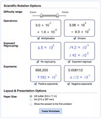 8 ee 3 u0026 8 ee 4 scientific notation mr hill u0027s math