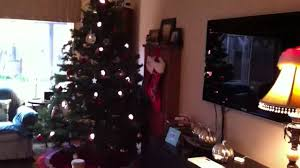 remote control christmas tree youtube