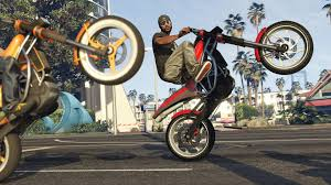 pagani gta 5 gta 5 u0027 bikers dlc new gamemodes leaked and 4k screenshots reveal