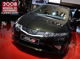 honda civic facelift auto cars 2011 2012 2009 honda civic 5door and type s facelift