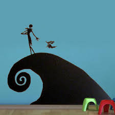 contemporary ideas nightmare before christmas wall decor sumptuous brilliant decoration nightmare before christmas wall decor pleasant design oogie boogie