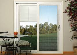 Horizontal Blinds Patio Doors Photo Of Blinds For Patio Doors W Mini Thermal Intended Plans 9