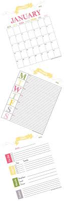 printable weekly and monthly planner 2015 51 best free monthly weekly printables images on pinterest free