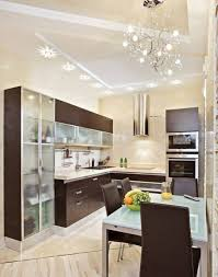 Small Kitchens With Dark Cabinets by Modern Small Kitchen Design Layout With Dark Brown Cabinets And