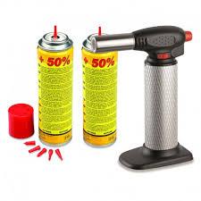 prix chalumeau cuisine chalumeau de cuisine professionnel 2 recharges gaz micro torche