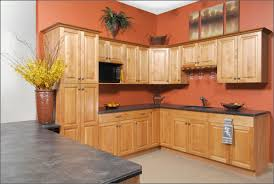 kitchen paint designs like the color but is it too much for a kitchen could work with