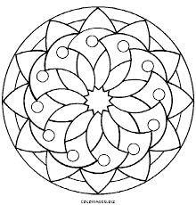 Coloriage Mandala Gratuit Best 20 Dessins De Imprimer  fajarindrainfo