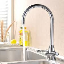 designer kitchen taps designer modern kitchen taps swivel spout polished chrome tap n2975