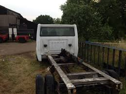 mk7 ford transit chassis cab lwb spares or repairs 1500 ono in