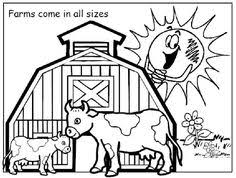 coloring coloring pages farm animals coloring