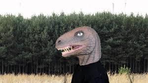 latex masks halloween dinosaur deluxe latex mask halloween masks trendyhalloween com
