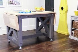 diy portable kitchen island beautiful diy kitchen island on wheels 17 best ideas about rolling