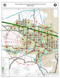 Maricopa Gis Maps Palo Verde Response Partners Sound Sirens In Annual Test