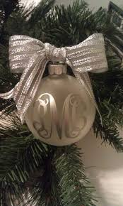 Etched Glass Ornaments Personalized 7 Best Mono On Glass Images On Pinterest Christmas Gift Ideas