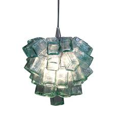 Recycled Glass Light Fixtures by Made From Recycled Glass Bottles Use The Bombay Gin Bottles