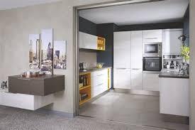 cuisine blanche ouverte sur salon cuisine blanche ouverte sur salon 16 table de salon blanc laque