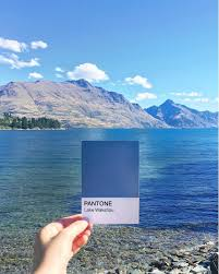 pairing pantone colors with the landscapes of new zealand ufunk net