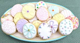 Easter Decorations To Cut Out by Easter Cookies Big A Little A
