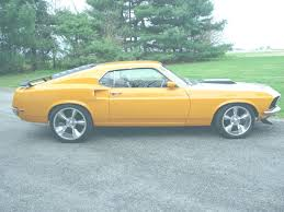 1969 mustang orange ford gran torino 1969 ford mustang fastback 351 cobra jet