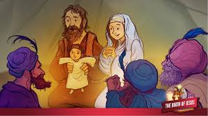 the birth of jesus bible story bible stories