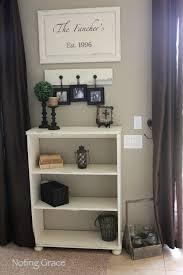 Pallet Wood Bookshelf Diy Pallet Bookcase Tutorial Noting Grace