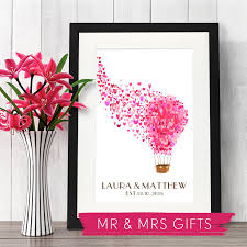 wedding gift ideas uk personalised wedding gifts fast uk delivery