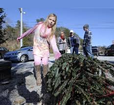 christmas tree demand starts strong in greater chattanooga area