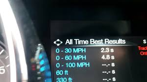 2015 ford mustang 0 60 2015 mustang gt 0 60 update