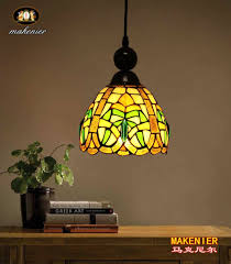 Stained Glass Light Fixtures The Best Stained Glass Pendant Light Patterns