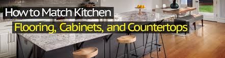 kitchen cabinets with countertops should my kitchen floors match my countertops and cabinets the