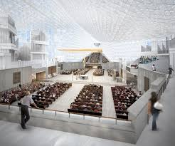 Remodeling Orange County Ca Look Inside The Transformation Of The Crystal Cathedral