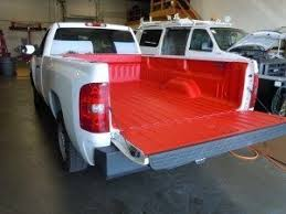 white truck bed liner rhino linings of delaware pick up truck spray on bed liners