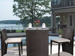 Black Wicker Patio Furniture - patio 11 cheap wicker patio furniture wicker patio set black