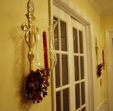 Christmas Decoration For An Office by Christmas Doorknob Hangers The Home Depot Decorating Ideas Italian