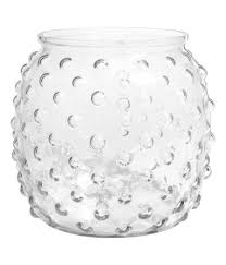 Large Round Glass Vase Round Glass Vase Clear Glass Sale H U0026m Us