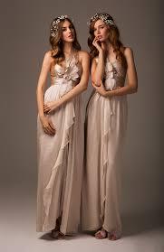 chagne bridesmaid dresses the babushka ballerina bridesmaid gowns ballerina gowns and wedding