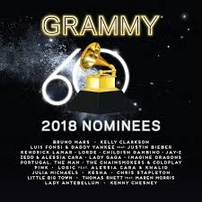 coldplay album 2017 recording academy and rca records reveal 2018 grammy nominees