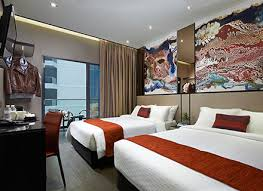 Star Accommodation In Singapore Standard Superior Triple - Hotel with family room