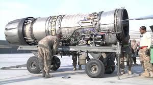 Turbine Engine Mechanic Jet Engine To Inspect It F16 Rearmament U0026 Maintenance Youtube