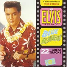 hawaiian photo album elvis blue hawaii