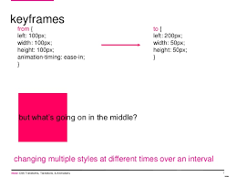 Transition Styles Css - css transitions transforms animations