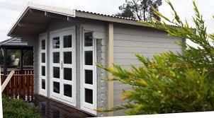 Backyard Cabin Prestige Cabins Nsw Homes
