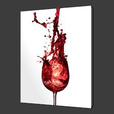 Modern Wine Glasses by Glass Of Red Wine Splash Paining Wine Glass Art Pinterest