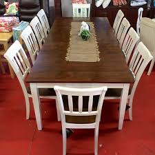 Large Dining Room Table Seats - Dining table size to fit 8