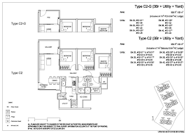 residence floor plan official website rivercove residences ec floor plan