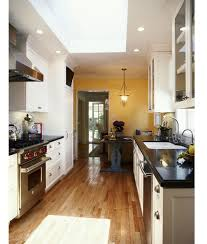 kitchen kitchen design galley layout cabinets options wood stove