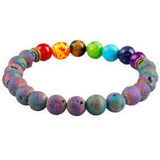 free crystal bracelet images Rainbow titanium crystal bracelets free shipping jpg