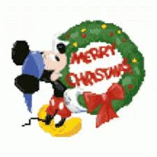 merry christmas mickey mouse gifs tenor