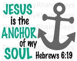 Anchor For The Soul Etsy - anchor of my soul etsy